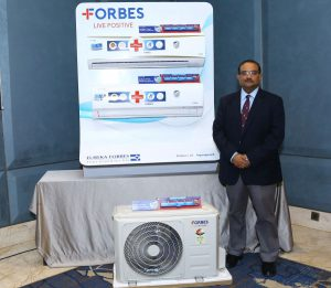 Eureka Forbes launches Health Conditioners - new ACs