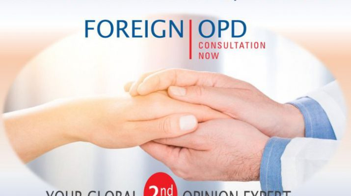 Foreign OPD Consultation