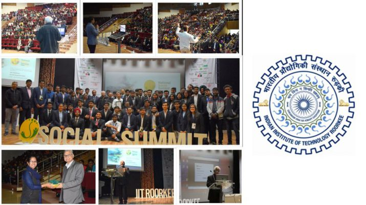 IIT Roorkee hosts the annual social festival - National Social Summit-2020 at the campus 2