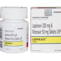 LOPIKAST: A drug to cure HIV infections used in fight against Coronavirus
