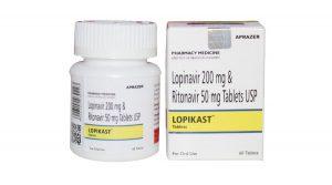 LOPIKAST - A Drug to Fight Against Coronavirus