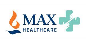 Max Healthcare Logo Large