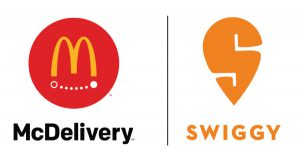 McDelivery - Swiggy Logo Large