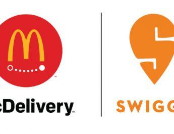 McDelivery - Swiggy Logo Large