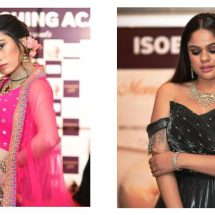 Motiwala and Sons launched their Spring Wedding Collection – Dazzle