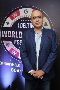 Mr Anil Malani - President and CEO of Deltin Group