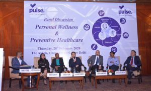 Panel Discussion - Personal Wellness and Preventive Healthcare