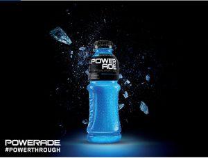 Powerade ion4 Bottle