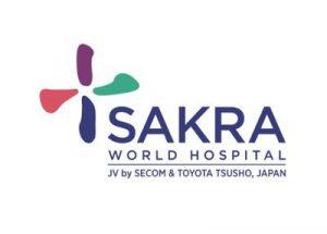 Sakra World Hospital Logo