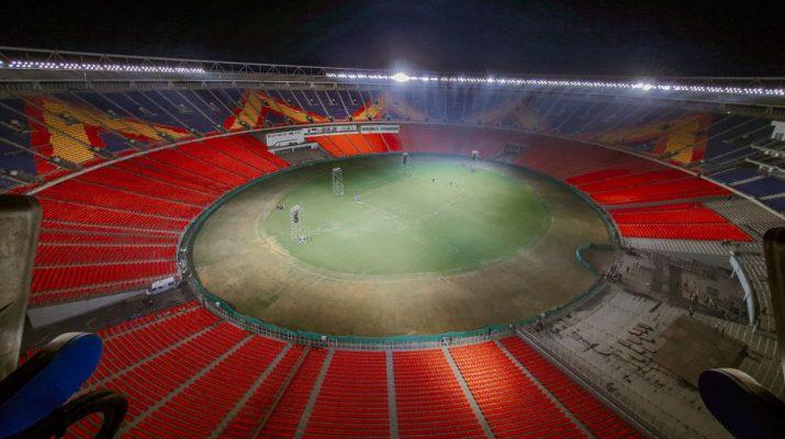 Signify illuminates the worlds largest cricket stadium at Ahmedabad 2