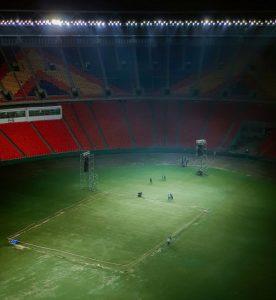 Signify illuminates the worlds largest cricket stadium at Ahmedabad 3