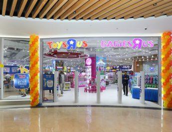 TRU - Vegas Mall Delhi store launch - Toys R Us - Babies R Us - Dwarka