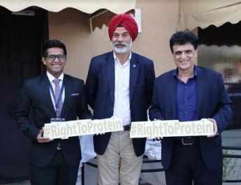 The Maiden Edition of Right To Protein Recently Concluded in Mumbai
