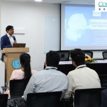 Two Day Workshop with Live Surgeries to Demonstrate Complex Skull Based Procedures held at Columbia Asia Hospital, Sarjapur Road