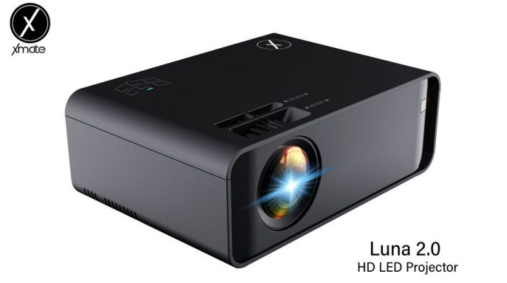 Xmate Forays into Home Entertainment Category - Launches LED HD Projector