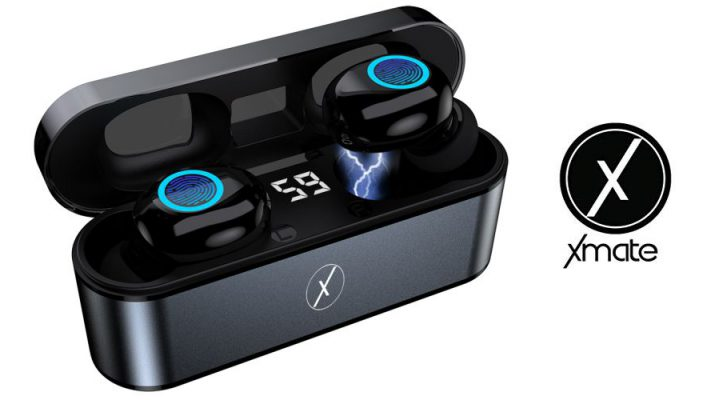 Xmate Launches Most Compact Earbuds Gusto Lite