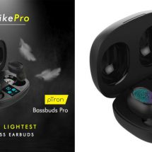 pTron Launches Bassbuds Pro Sleekest & Lightest Power-packed TWS