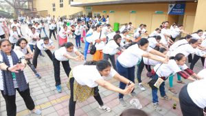 Aster RV Hospital organizes Walk Against Cancer marathon to raise awareness on cancer among women - Walkathon 2-min
