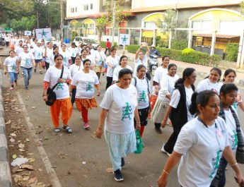 Aster RV Hospital organizes Walk Against Cancer marathon to raise awareness on cancer among women - Walkathon-min