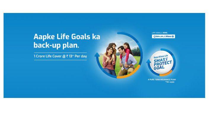 Bajaj Allianz Life Insurance - Life cover