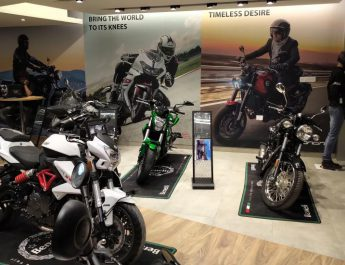 Benelli Launches Exclusive Dealership in Mahabubnagar