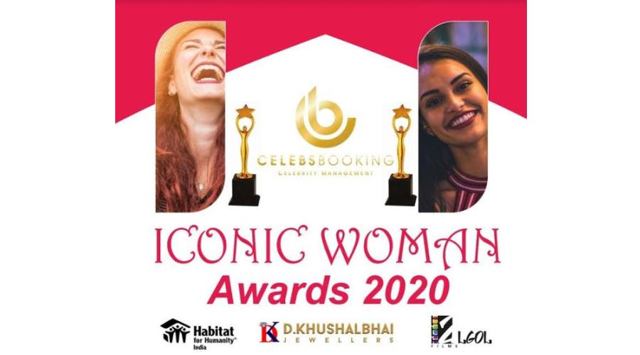 Celebsbooking presents Iconic Woman of the Year Awards 2020