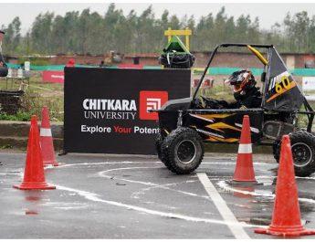 Chitkara University Hosted Leg 2 of the 13th Edition of Mahindra BAJA SAEINDIA 2020