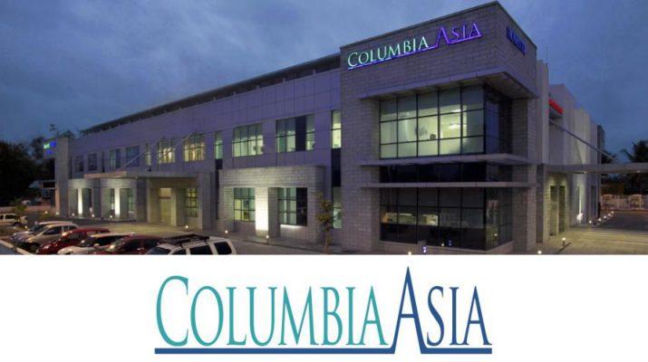 Columbia Asia Hospital Mysore Hori