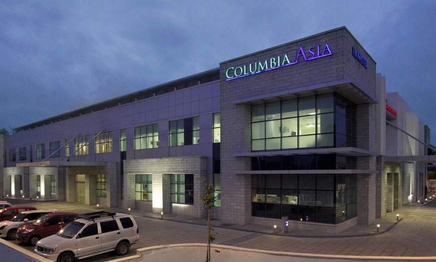Columbia Asia Hospital Mysore