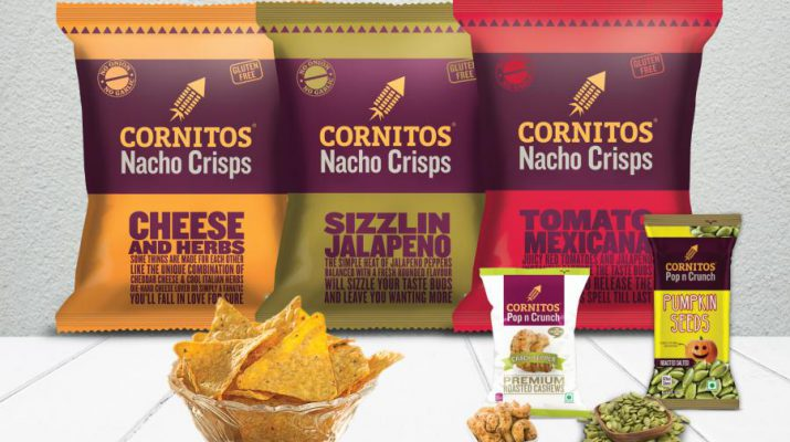 Cornitos No onion no garlic range