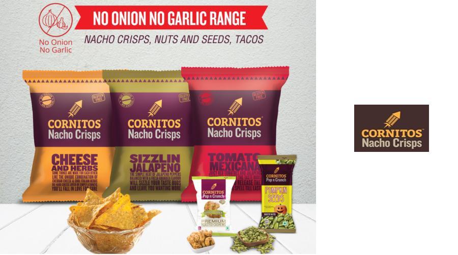 Cornitos - No onion no garlic range