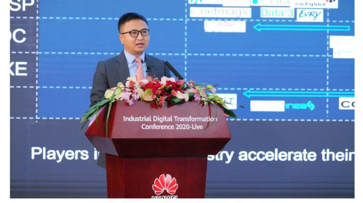 Deng Jiang - GM - ISP Global Business - Huawei