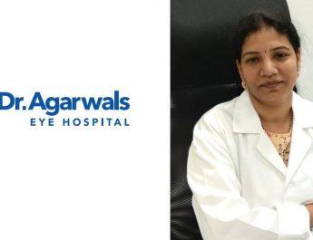 Doctor Latha V - Head-Clinical Services - Dr Agarwals Eye Hospital - Hyderabad