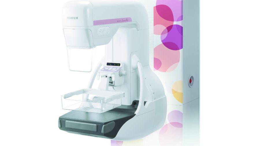 Fujifilm India - 50 Micron digital Mammography machine for easy and accurate detection of cancer