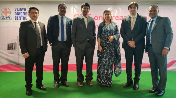 Fujifilm India and Vijaya Diagnostic Centre Join Hands to spread awareness on Early Detection of Breast Cancer