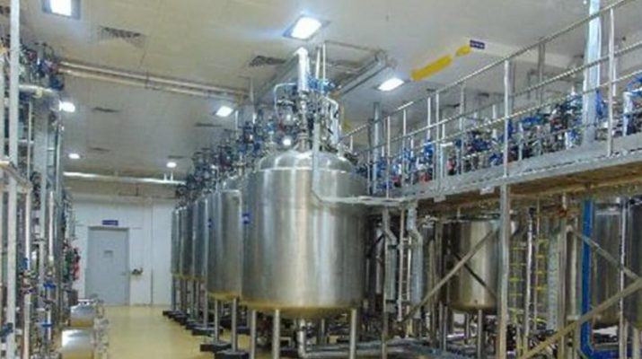 ITC Perfume manufacturing Facility in Himachal Pradesh - Factory