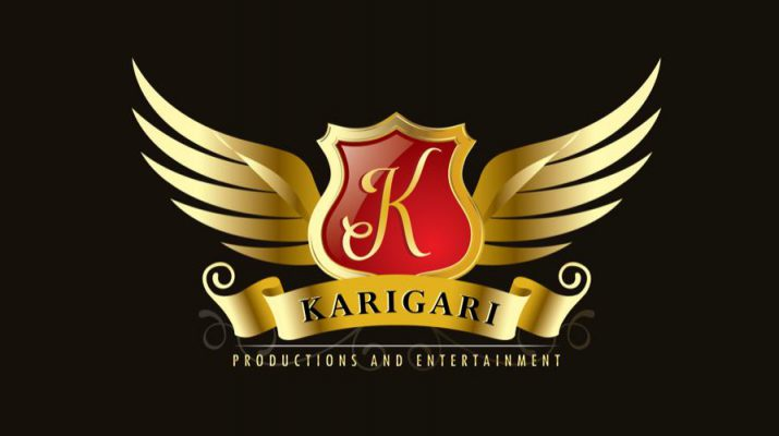 Karigari productions and entertainment logo