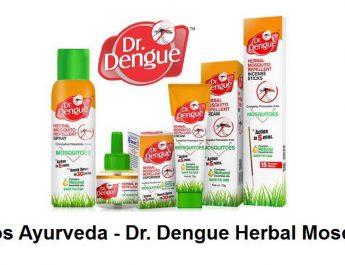 Kudos Ayurveda - Dr Dengue Herbal Mosquito Repellent