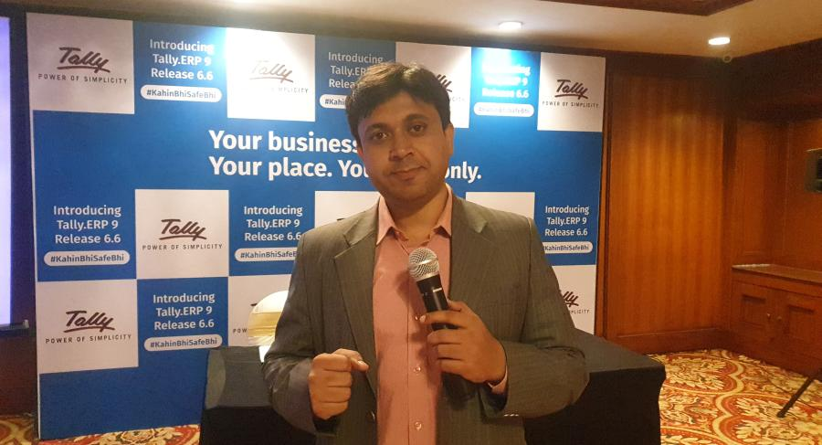 Mr Bhuwan Ranjan - GeneralManager - South Zone - Tally Solutions