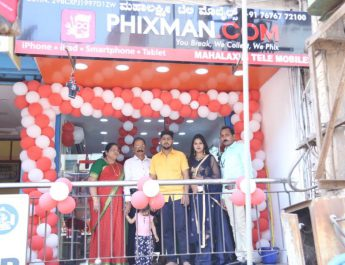 Phixman enlarges its stronghold in Hubli - Karnataka Store Launch