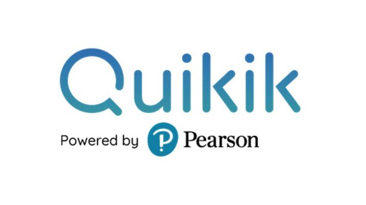 Quikik - Powered by Pearson - AI based math learning app