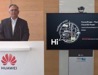 SanJay Kumar Sainani - SVP and CTO of Huawei Global Data Center Facility Business