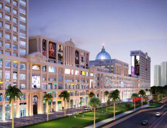 Spectrum Metro Mall Sector 75