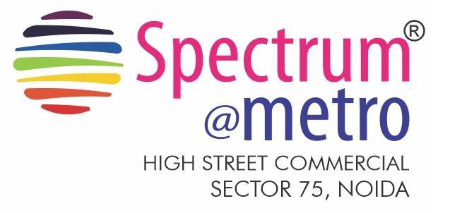 Spectrum Metro mall Logo