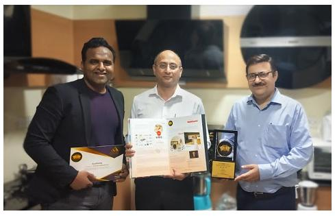 Sunflame Conferred Brand of the Decade 2020 - BARC Asia