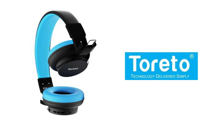 Toreto Blast Headphone