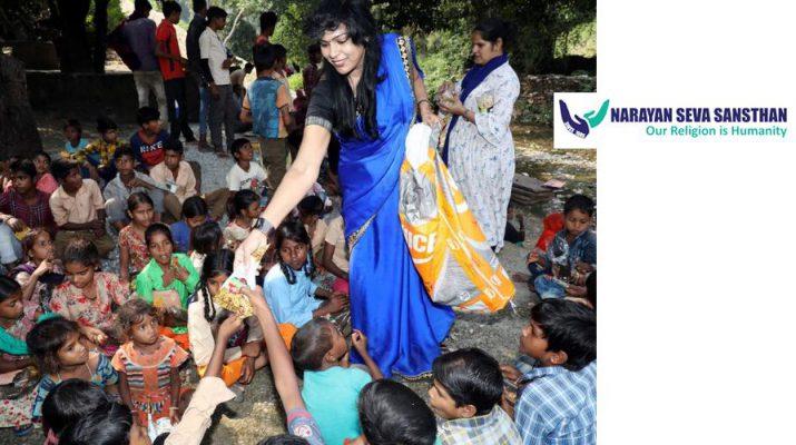 Vandana Agarwal - Director - Narayan Seva Sansthan