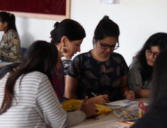 Workshop with Maria Chumak 2