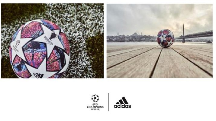 adidas reveals the Official Match Ball of the UEFA Champions League 2020 knockout stages