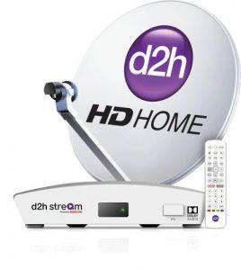 d2h Stream HD Home